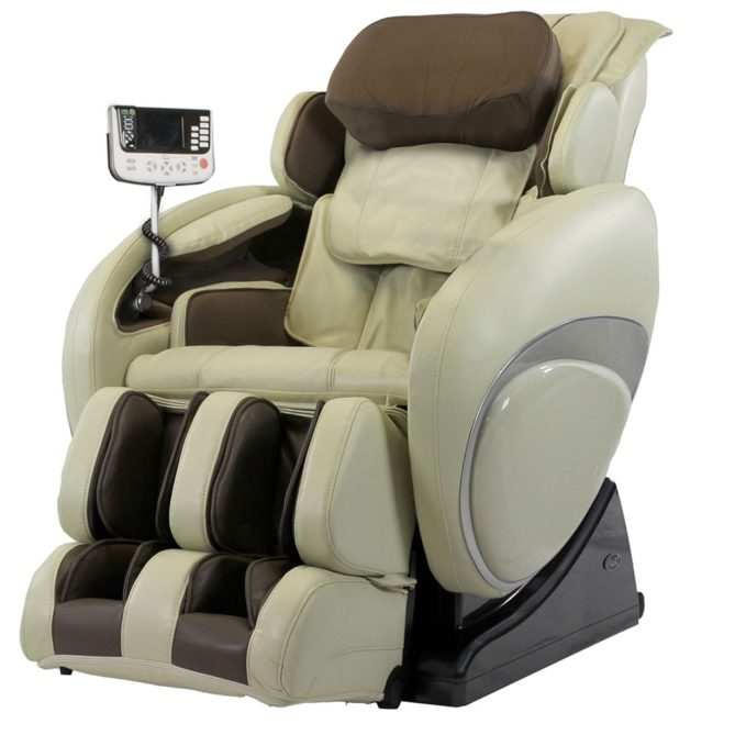 Osaki Os 4000t Review Massage Chair Cream Color